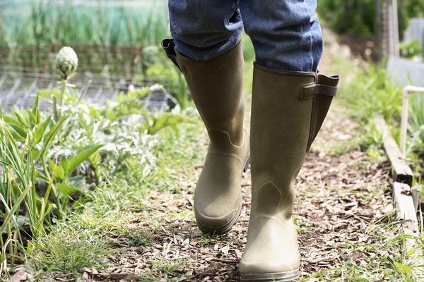 Au jardin comment éviter la déchetterie